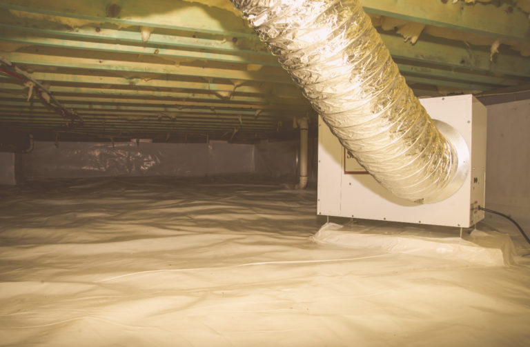 Dehumidifier Installation