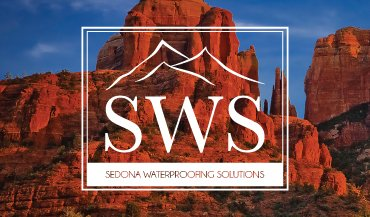 Sedona Waterproofing Solutions Logo