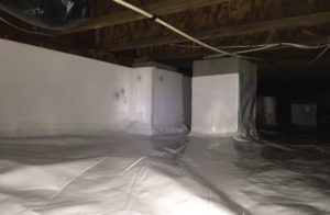 Crawl Space Sealing Charlotte NC