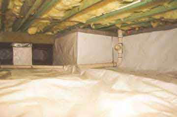Crawl Space Care Charlotte, NC