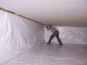Crawl Space Encapsulation, Mold Remediation, Basement Waterproofing