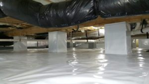 Basement Waterproofing, mold remediation, crawl space repair