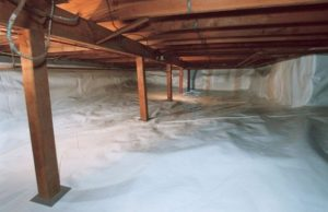 Basement waterproofing, crawl space repair, Contractor